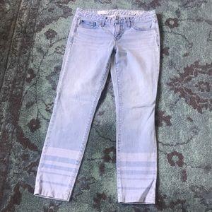 GAP Always Skinny jeans bleached effect